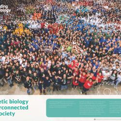 Student teams at 2014 International Genetically Engineered Machine (iGEM) synthetic biology competition
