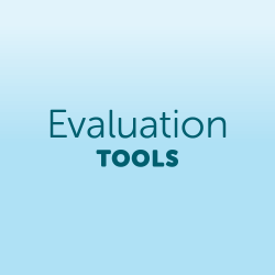 Evaluation tools icon