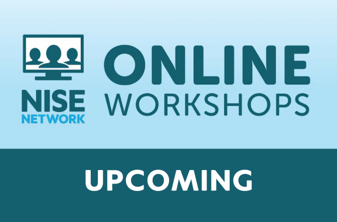 Upcoming Online Workshop logo wide landscape format