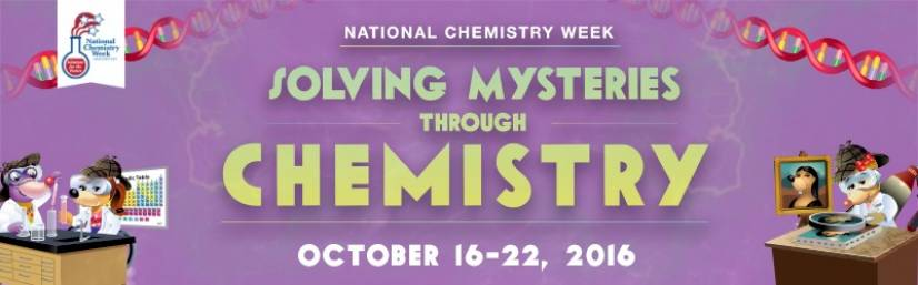 National Chemistry Week 2016