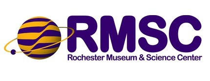 RMSC Rochester Museum and Science Center logo