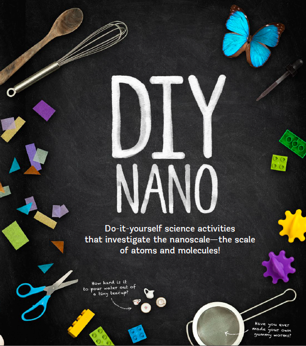 DIY Nano book cover