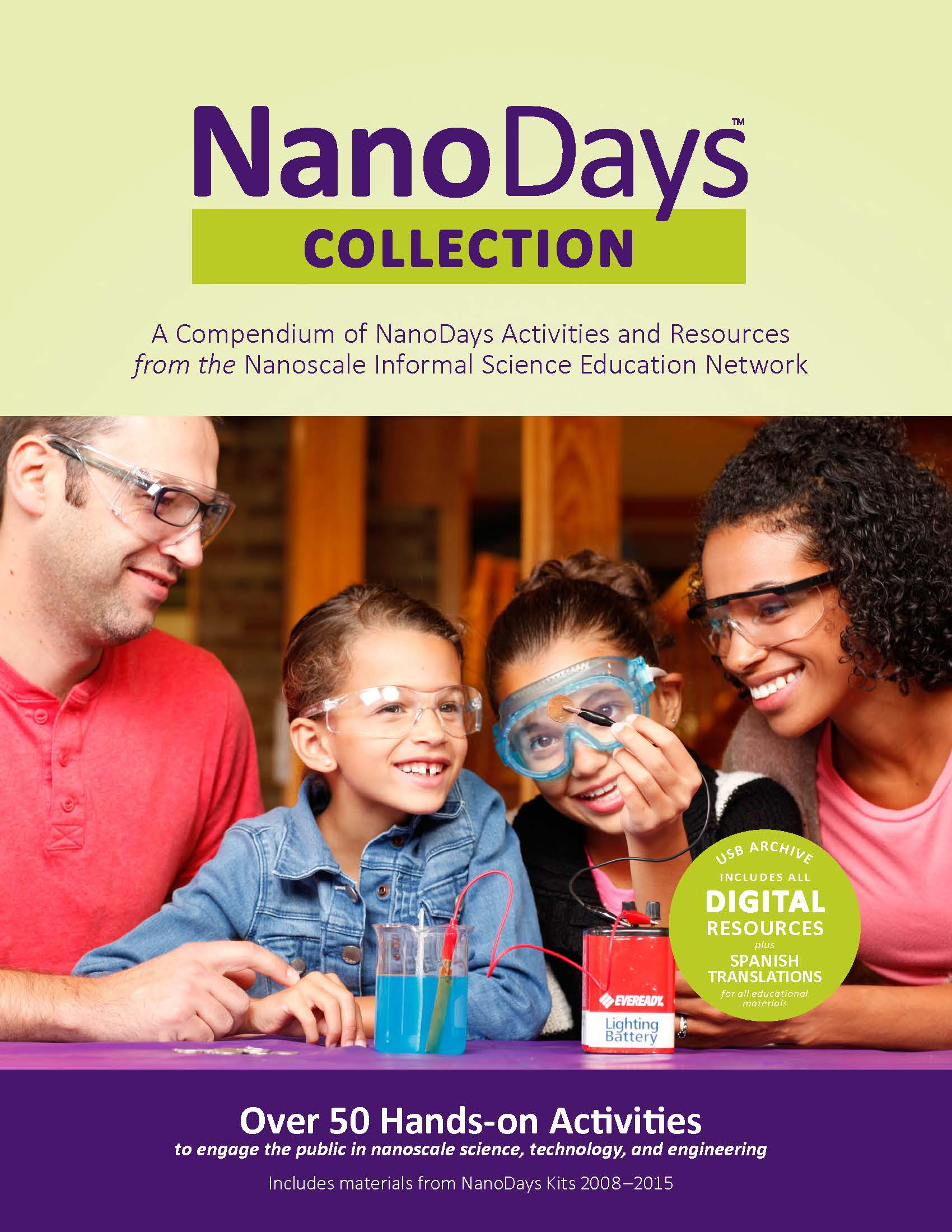 NanoDays Collection compendum cover