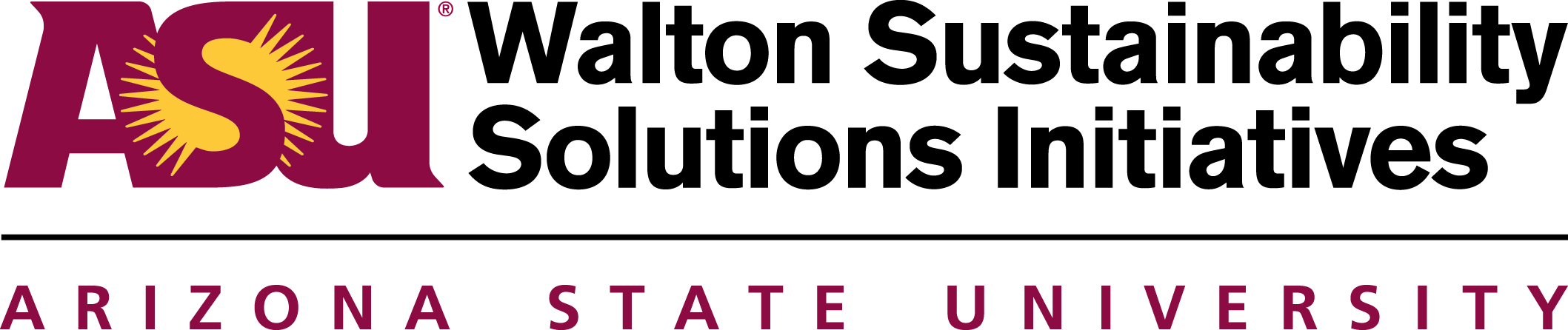 ASU Walton Sustainability Solutions Initiative